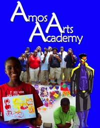 Amos Art Academy Logo small