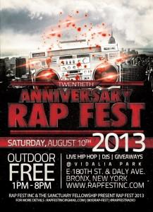 Rap Fest 2013