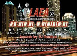 iLAEA Launch